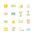 Icon Banking vector image