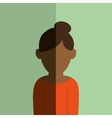 woman design vector image vector image