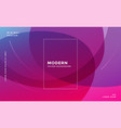modern background abstract shapes with vector image