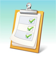 Clipboard vector | Price: 3 Credits (USD $3)
