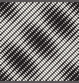 Repeating rectangle shape halftone modern
