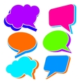Most common used acronyms vector image vector image