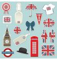 United kingdom stickers vector | Price: 1 Credit (USD $1)