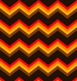 Chevron Brown Orange Seamless Background Pattern vector image vector image