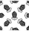 Cryptocurrency coin lisk lsk icon seamless pattern