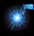 effect flying particles gold luster dust luxury vector image vector image
