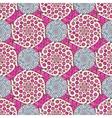 Ornamental arabic pattern abstract vector image