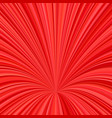 abstract 3d ray burst background - graphic from vector image vector image