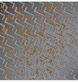 abstract metal texture vector image vector image