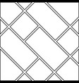 blank manga mockup diagonal template vector image vector image
