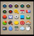 Multimedia icon set-6