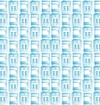 Seamless background for water cooler vector image