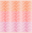 set of warm seamless patterns simple gradient vector image