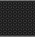 Seamless pattern with outline rhombuses