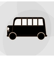 Transportation icon design vector image vector image