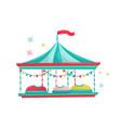 Bumper cars ride fun carnival attraction for kids