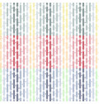 set of light seamless patterns simple gradient vector image