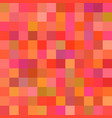 Geometric abstract square mosaic background vector image