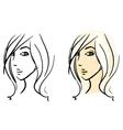 Sketches set vector image vector image
