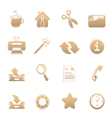 universal set of icons one vector image vector image