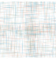 colorful linen seamless texture vector image