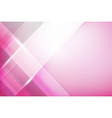 Pink Abstract background geometry shine and layer vector image vector image