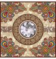 diamond luxury background vector image vector image