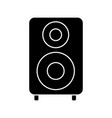 speaker icon image vector image