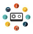 Music casette icon