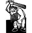 Troll vector image vector image