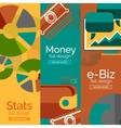Money business e-commerce concepts vector image