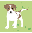 The Dog vector image vector image