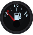 fuel gauge vector image