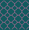 quatrefoil seamless repeat pattern design vector image vector image