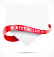 Realistic sale tag vector image