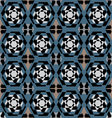 Ceramic Tiles Morocco Style vector image vector image