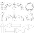 Original arrows collection