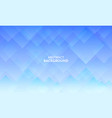 abstract background rhombus with blue gradient vector image