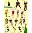 al 0319 sport vector image vector image