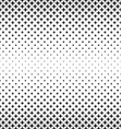 Black and white thorn pattern design background vector image vector image