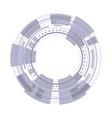 Sci fi Futuristic User Interface vector image