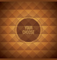 background-brown-make-choice vector image