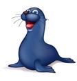 Cute Seal Cartoon