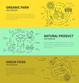 Farming Concept vector image
