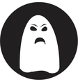 ghost icon vector image vector image