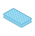 sleeping mattress isolated filling for bed