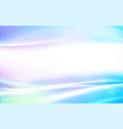 bright sparks blue background vector image vector image