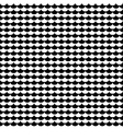 Scales seamless pattern in black and white vector image vector image