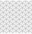 subtle geometric ornament seamless pattern