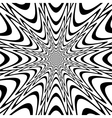 monochrome abstract funnel explosion background